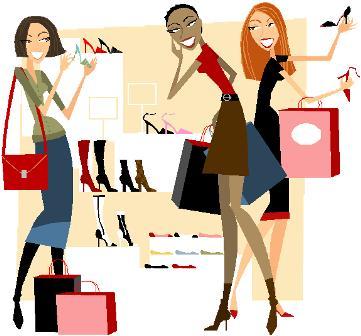 shoppingladies